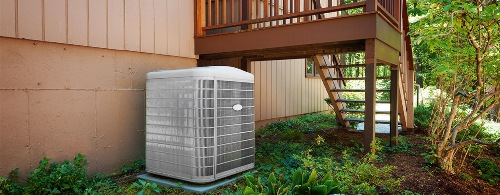 Struggling with that old noisy window air conditioner and high bills? Get comfy with a new central air system!