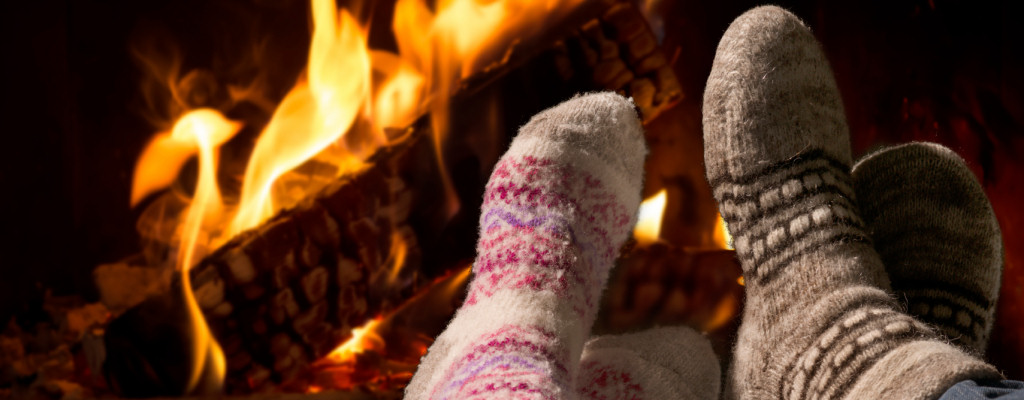 Your furnace isn't the only way you can stay warm this winter!