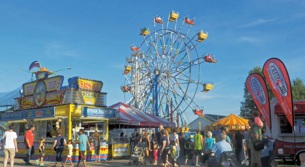 Canfield Fair in Canfield Ohio | photo by ClevelandPlus
