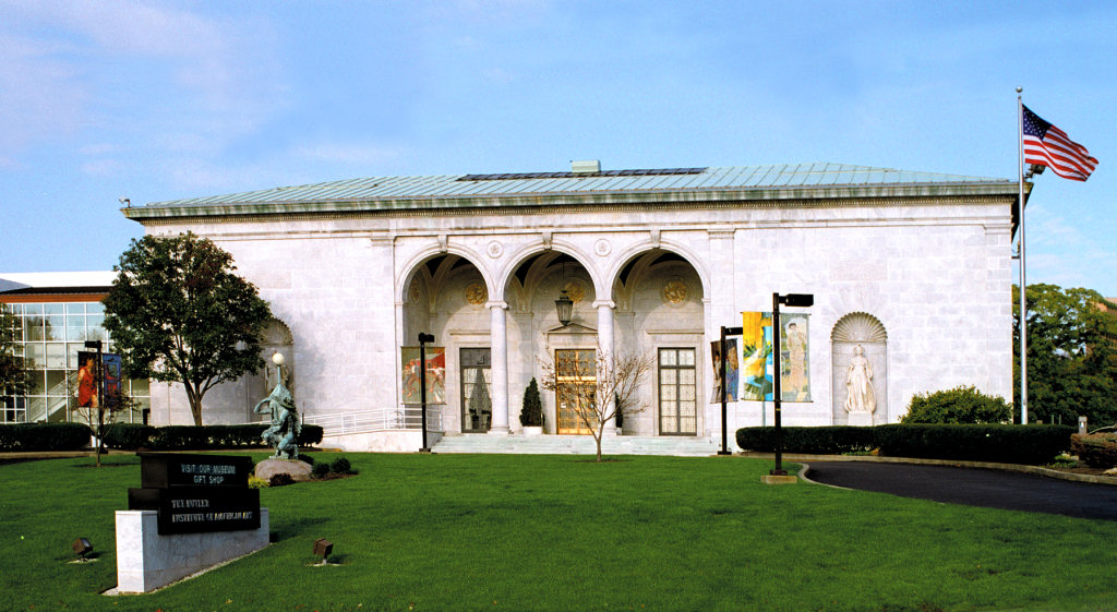 Butler Institute of American Art in Youngstown Ohio | photo by ClevelandPlus